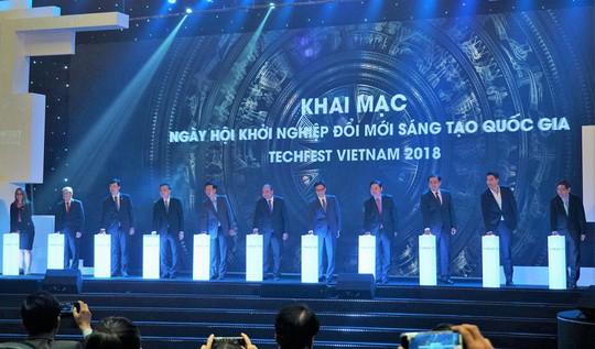 Sôi động cùng sự kiện Techfest Việt Nam 2018 tại Đà Nẵng - Ảnh 1.