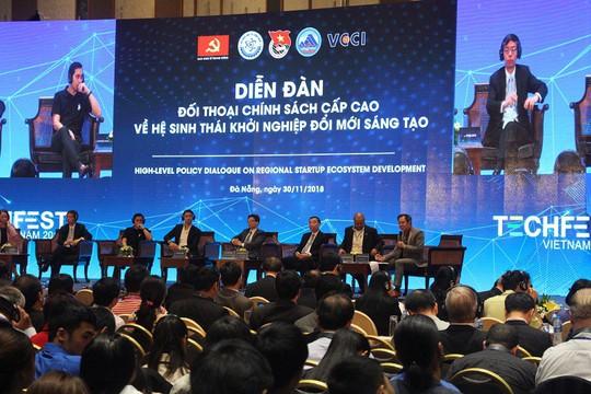 Sôi động cùng sự kiện Techfest Việt Nam 2018 tại Đà Nẵng - Ảnh 2.