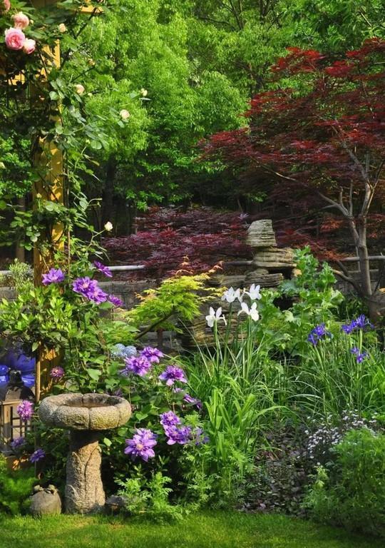 Tuổi 40, sống an yên trong căn nhà vườn xinh xắn - Ảnh 11.