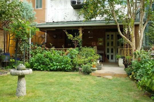 Tuổi 40, sống an yên trong căn nhà vườn xinh xắn - Ảnh 12.