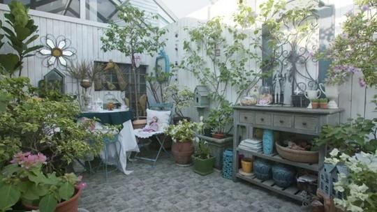 Tuổi 40, sống an yên trong căn nhà vườn xinh xắn - Ảnh 14.