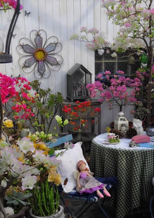 Tuổi 40, sống an yên trong căn nhà vườn xinh xắn - Ảnh 16.