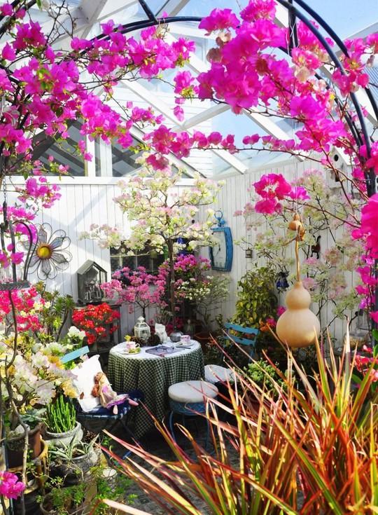 Tuổi 40, sống an yên trong căn nhà vườn xinh xắn - Ảnh 17.