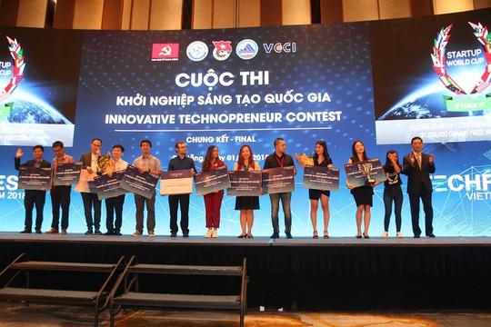 Sôi động cùng sự kiện Techfest Việt Nam 2018 tại Đà Nẵng - Ảnh 3.
