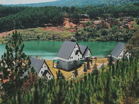 Đà Lạt vừa có ngôi làng thu nhỏ châu Âu - Ảnh 4.