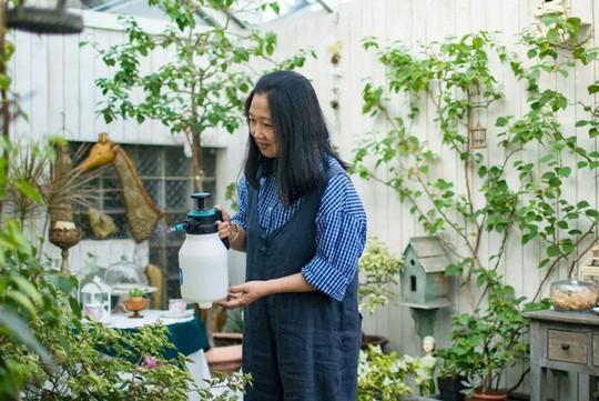 Tuổi 40, sống an yên trong căn nhà vườn xinh xắn - Ảnh 7.