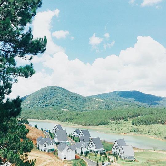 Đà Lạt vừa có ngôi làng thu nhỏ châu Âu - Ảnh 7.