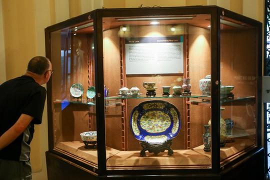Hơn 100 cổ vật độc lạ được trưng bày ở TP HCM - Ảnh 8.
