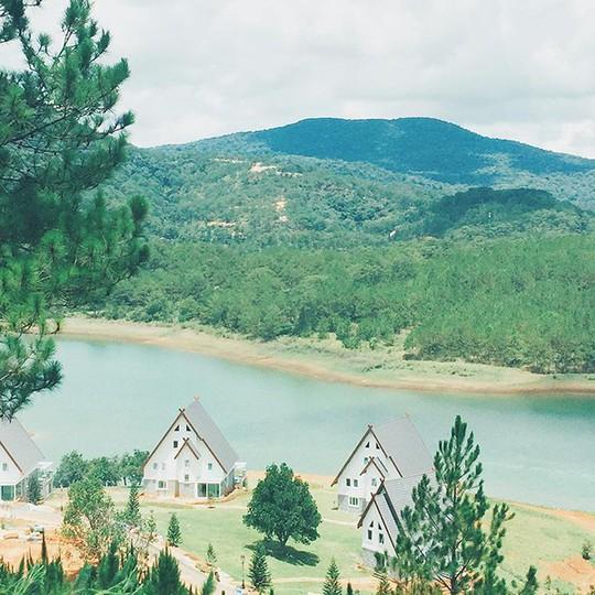 Đà Lạt vừa có ngôi làng thu nhỏ châu Âu - Ảnh 8.