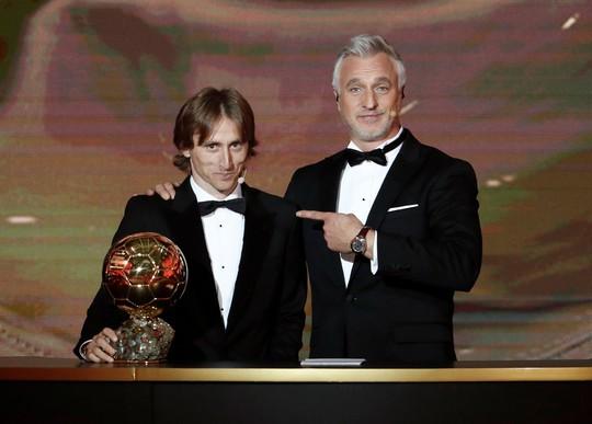 Hậu kỷ nguyên Messi-Ronaldo, Luka Modric chiến thắng Quả bóng vàng - Ảnh 4.