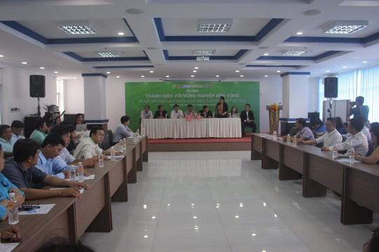 Chủ tịch Hội LHTN C.P. Việt Nam: Chúng tôi luôn sẵn sàng hỗ trợ thanh niên nông thôn lập nghiệp - Ảnh 1.