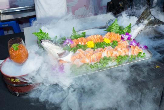 Khai trương iSushi Cao Thắng – buffet Sashimi thỏa thích - Ảnh 7.