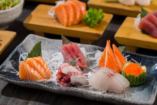 Khai trương iSushi Cao Thắng – buffet Sashimi thỏa thích - Ảnh 4.