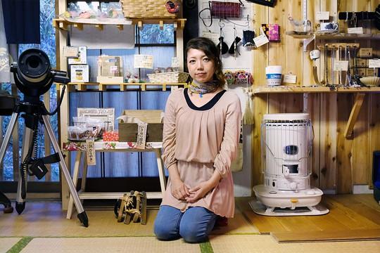 """Ám ảnh những ngôi nhà """"ma"""" ở Nhật Bản - Ảnh 5."""