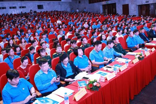 Quán triệt 5 chuyên đề lớn của tổ chức Công đoàn - Ảnh 1.