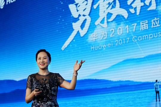 Canada bắt phó chủ tịch Huawei theo yêu cầu Mỹ, Trung Quốc phản pháo - Ảnh 1.