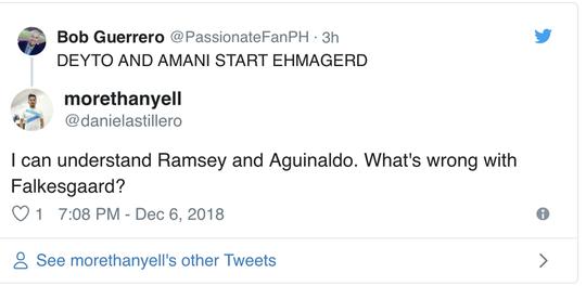 Dư luận Philippines sốc khi thủ môn Falkesgaard phải ngồi dự bị - Ảnh 4.