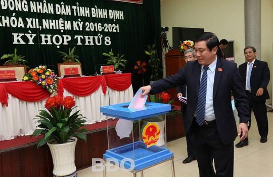 """Bình Định: Giám đốc Sở Du lịch nhận phiếu """"tín nhiệm thấp"""" nhiều nhất - Ảnh 1."""