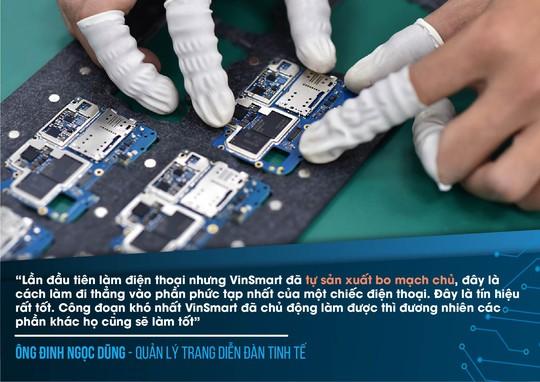 Chuyên gia công nghệ ấn tượng về điện thoại Vsmart - Ảnh 3.