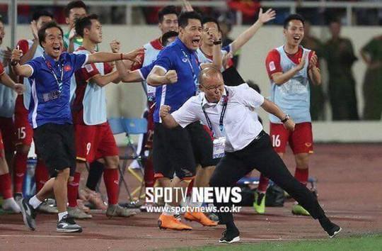 HLV Park Hang-seo không muốn được so sánh với đàn anh Eriksson - Ảnh 3.