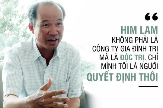 Ông Dương Công Minh kể về tuổi trẻ buôn chuối, từng phá sản vì xoài - Ảnh 2.