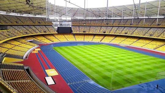 Vẻ đẹp sân vận động Bukit Jalil - nơi diễn ra trận chung kết AFF Cup - Ảnh 3.