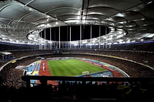 Vẻ đẹp sân vận động Bukit Jalil - nơi diễn ra trận chung kết AFF Cup - Ảnh 6.