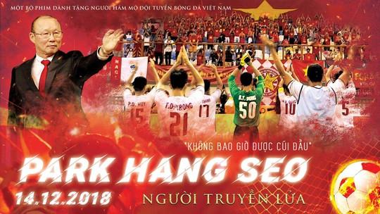 Sắp công chiếu phim tài liệu về Park Hang-seo tại Việt Nam - Ảnh 5.