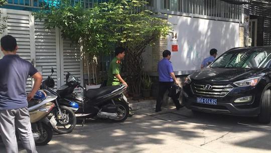 Khởi tố, bắt ông Nguyễn Thành Tài - nguyên phó chủ tịch UBND TP HCM - Ảnh 7.