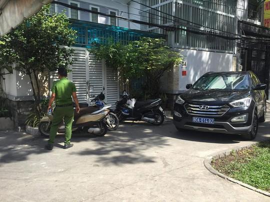 Khởi tố, bắt ông Nguyễn Thành Tài - nguyên phó chủ tịch UBND TP HCM - Ảnh 6.