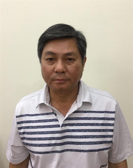 Khởi tố, bắt ông Nguyễn Thành Tài - nguyên phó chủ tịch UBND TP HCM - Ảnh 3.