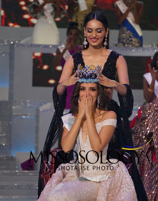 Người đẹp Mexico đăng quang Hoa hậu Thế giới 2018 - Ảnh 5.