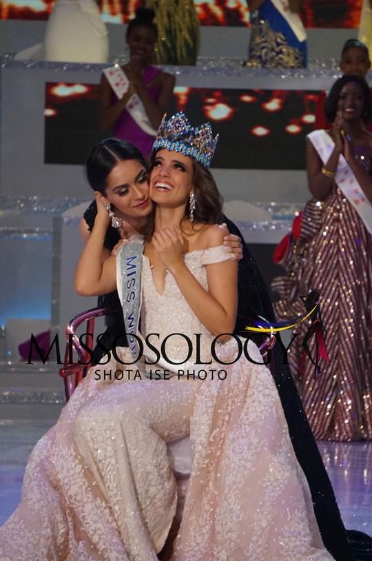 Người đẹp Mexico đăng quang Hoa hậu Thế giới 2018 - Ảnh 4.