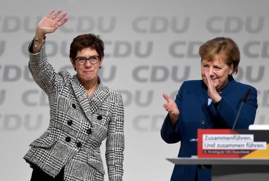 Nước Đức có phiên bản Merkel 2.0 - Ảnh 1.