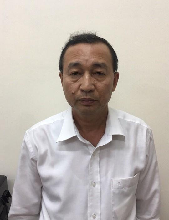 Khởi tố, bắt ông Nguyễn Thành Tài - nguyên phó chủ tịch UBND TP HCM - Ảnh 2.