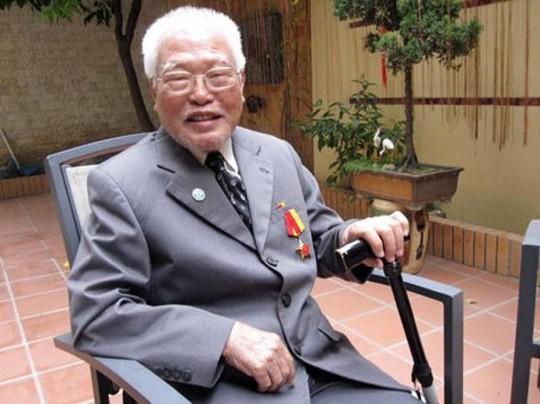 Nguyên Bí thư Hà Nội Nguyễn Văn Trân qua đời ở tuổi 102 - Ảnh 1.