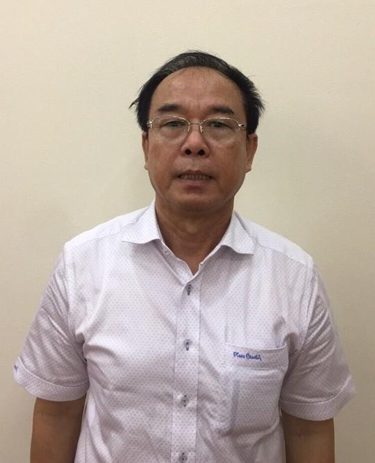 Khởi tố, bắt ông Nguyễn Thành Tài - nguyên phó chủ tịch UBND TP HCM - Ảnh 1.
