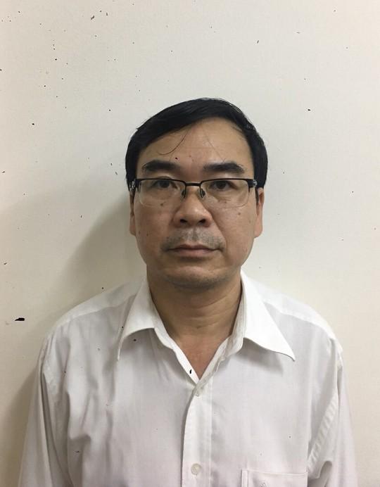 Khởi tố, bắt ông Nguyễn Thành Tài - nguyên phó chủ tịch UBND TP HCM - Ảnh 4.