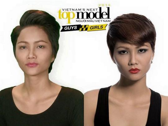 Hoa hậu Hoàn Vũ Việt Nam 2017 sở hữu vẻ đẹp khác lạ - Ảnh 6.