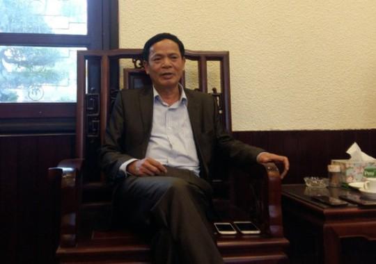Chủ tịch huyện Quốc Oai điện thoại báo gặp tin xấu trước khi mất tích - Ảnh 2.