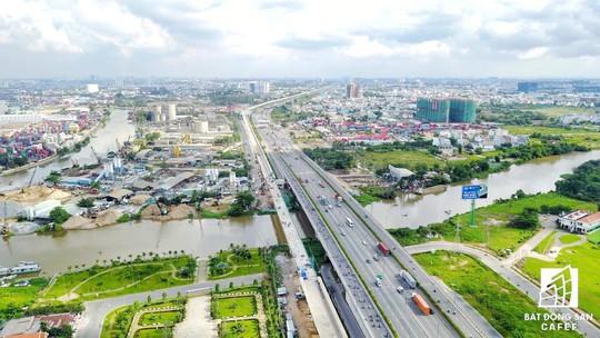 Cận cảnh căn hộ hoàn thiện tại dự án Him Lam Phú An - Ảnh 1.