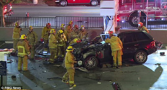 Thương tiếc vợ chồng nữ ca sĩ qua đời do tai nạn xe - Ảnh 3.