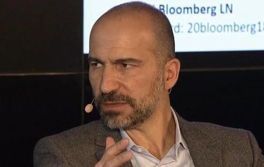 CEO mới của Uber tuyên bố 3 năm nữa sẽ có lãi - Ảnh 1.