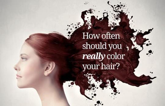 Chỉ cần chú ý 5 điều sau, bạn sẽ an toàn hơn khi nhuộm tóc - Ảnh 1.