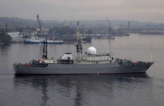 Tàu Nga khuấy đảo Mỹ, Anh - Ảnh 1.