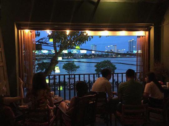 Tới Đà Nẵng đừng quên những quán cafe có view bạc tỷ này! - Ảnh 4.