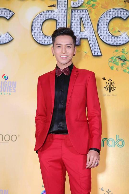 Muôn kiểu đón Tết của diễn viên trẻ Việt - Ảnh 4.