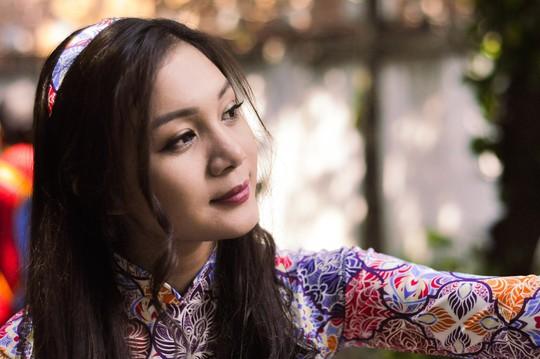 Muôn kiểu đón Tết của diễn viên trẻ Việt - Ảnh 2.