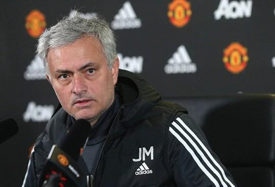 Mourinho: Nên trao giải HLV tốt nhất Premier League cho tôi - Ảnh 1.
