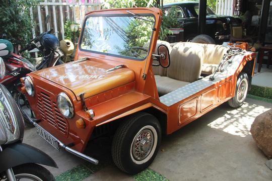Sống với niềm đam mê xe cổ - Ảnh 4.